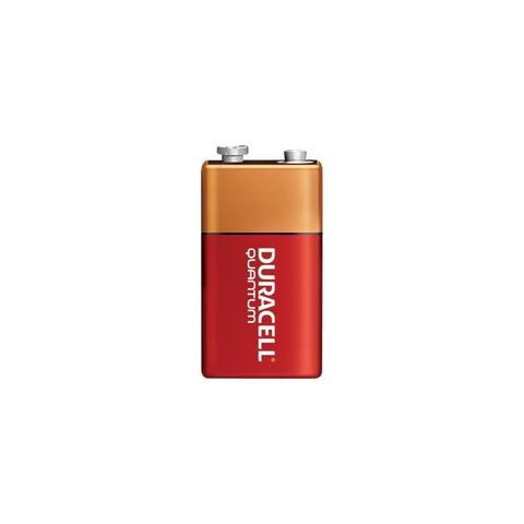 Duracell 9V Quantum Alkaline Batteries QU1604 Quantum Alkaline Batteries