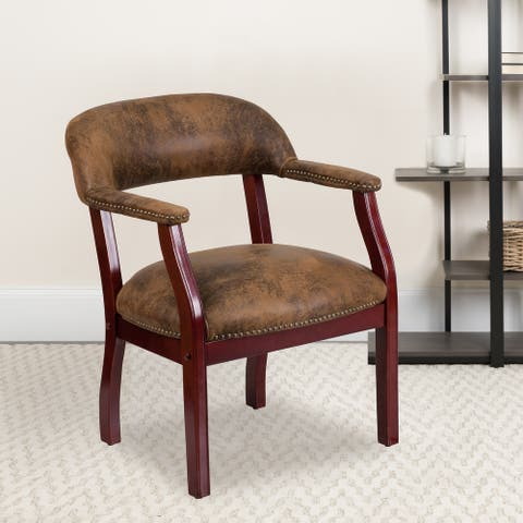 Conference Chair with Accent Nail Trim