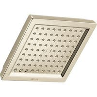 Delta RP62283 Dryden 2.5 GPM Rain Shower Head with Touch Clean Technology
