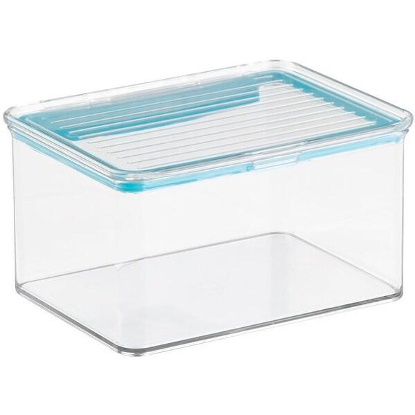InterDesign 61383 Kitchen Binz Food Storage Container, 1.5 Quart