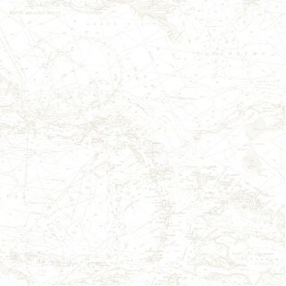 Brewster DLR16177 Canaveral Beige Charts Wallpaper