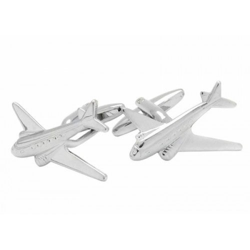 Commercial Airline Flying Plane Pilot Cufflinks