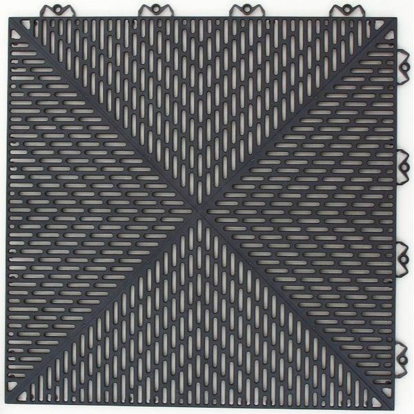 """Mats Inc. Bergo Unique Garage Tile, 14.9"""" x 14.0"""". Opens flyout."""