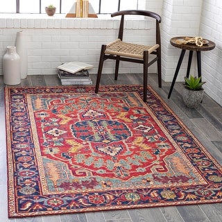 Link to Shaelyn Oriental Medallion Printed Area Rug Similar Items in Rugs