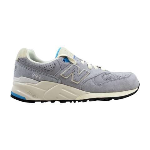 New Balance 999 New Balance Grey/White WL999MMB Women's
