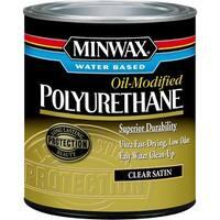 Minwax Int W/B Sat Polyurethane