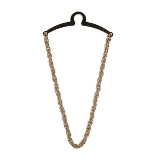 Competition Inc. Men's Rope Style Tie Chain - One Size