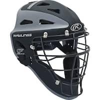 Rawlings Youth VELO Series 2-Tone Matte Catcher's Helmet
