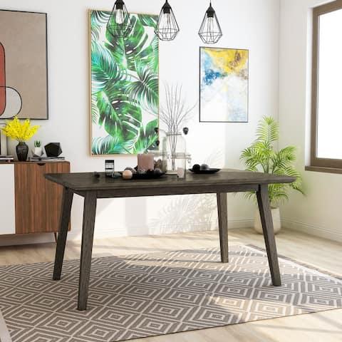 Carson Carrington Lavenham 60-inch Grey Dining Table
