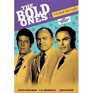Bold Ones: The New Doctors - the Complete Series [DVD]