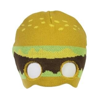 Halloween Costume Ski Mask - Burger