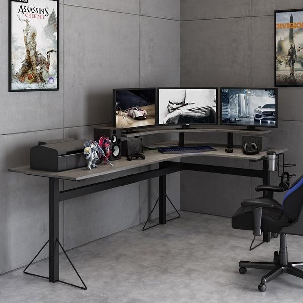 Jamesdar Core Power Computer Gaming L-desk. Opens flyout.