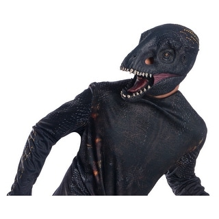 Adult Jurassic World Villain 3/4 Halloween Mask - Standard - One Size