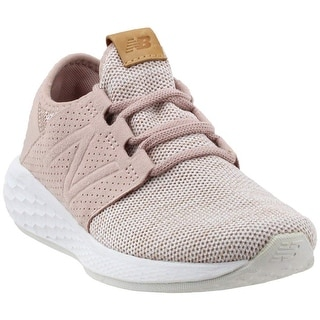 Link to New Balance Womens Cruz V1 Fresh Foam Fabric Low Top Lace Up Running Sneaker Similar Items in Women's Shoes