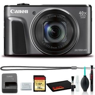 Link to Canon Powershot SX720 Digital Camera (Black) (Intl Model) Includes Similar Items in Digital Cameras