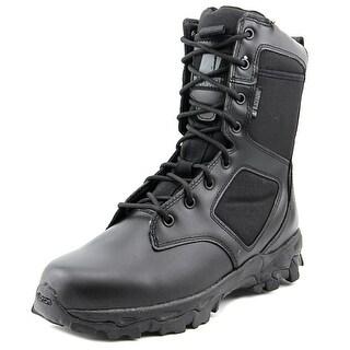 BlackHawk! Black Ops Round Toe Leather Combat Boot