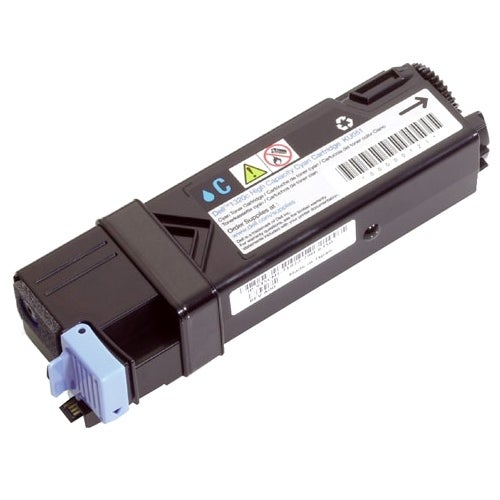 """Dell P238C Dell P238C Toner Cartridge - Cyan - Laser - 1000 Page - 1 Pack"""