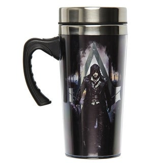 Assassins Creed Coffee Travel Mug Tumbler With Handle