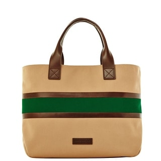 Dooney & Bourke Brooklawn Small Tote (Introduced by Dooney & Bourke at $278 in May 2014) - tan hunter