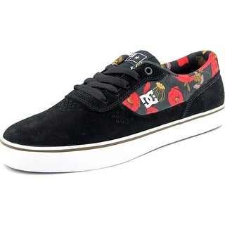 DC Shoes Switch S SP Men Round Toe Suede Skate Shoe