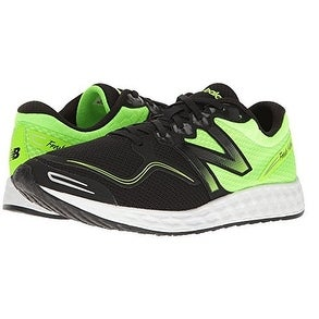 New Balance Mens Veniz V1 Running Shoe, Energy Lime/Black