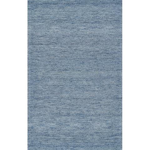 Momeni James Hand Tufted Wool Contemporary Area Rug