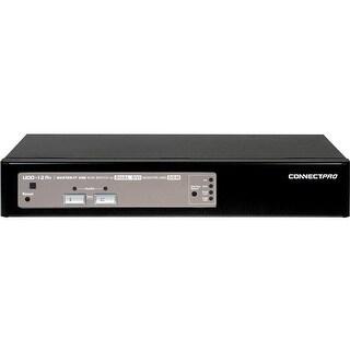 2Port DVI Dual Monitor KVM Sw Ddm With Audio & Dual-Link DVI