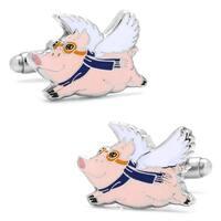 When Pigs Fly Cufflinks