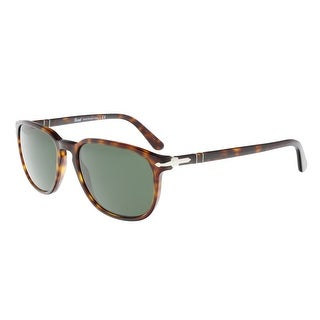 Persol PO3019S 24/31 Havana Square Sunglasses - 55-18-145