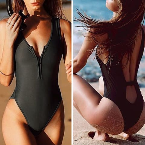 Buy One Piece Swimwear Online At Overstock Com Our Best
