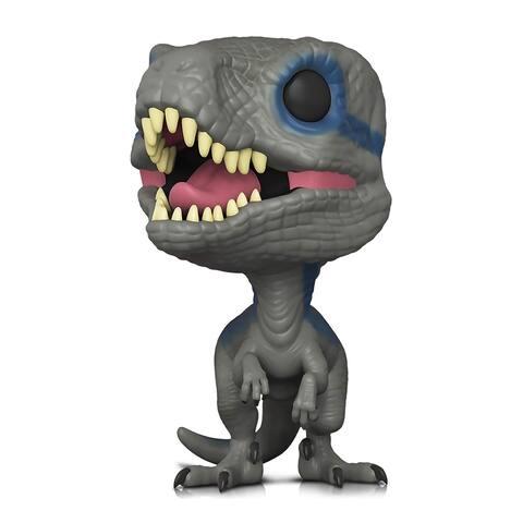Funko Pop! Movies Jurassic World 2 Blue (New Pose)