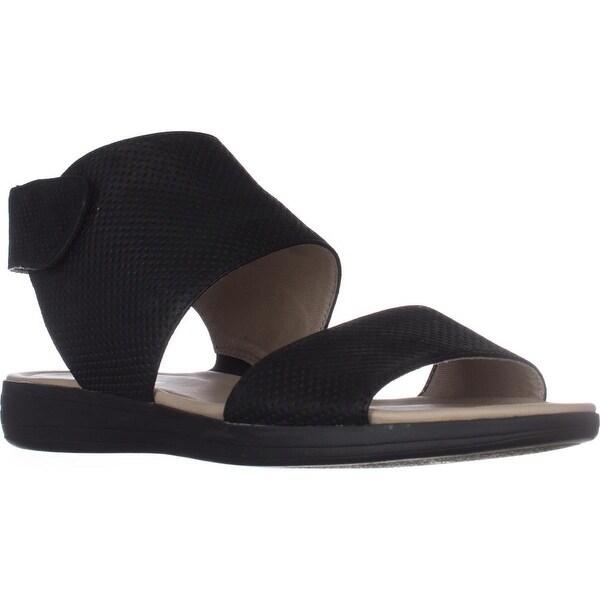 e48492e42709 Shop naturalizer Fae Flat Comfort Sandals