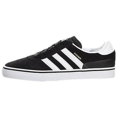 US Adidas Originals Men Busenitz Vulc Adv Skate Shoes Grey
