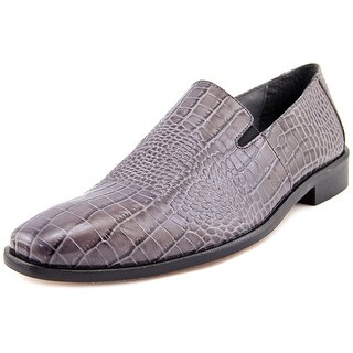 Stacy Adams Galindo Men  Round Toe Leather Gray Loafer