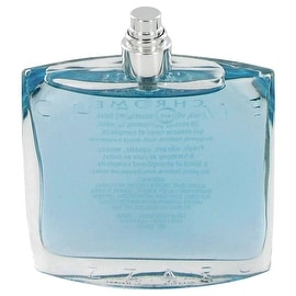 Chrome by Azzaro Eau De Toilette Spray (Tester) 3.4 oz - Men