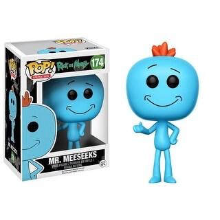 Rick and Morty POP Vinyl Figure: Meeseeks - multi