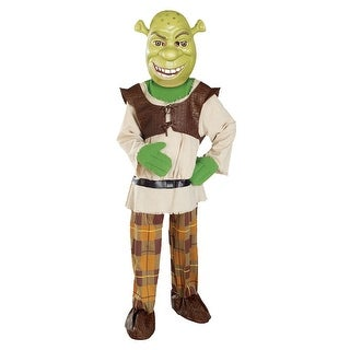Rubies Shrek 4 Deluxe Shrek Toddler/Child Costume - Beige