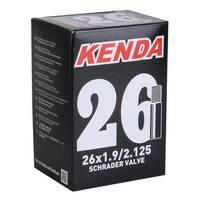 Kenda Mountain Bicycle Tube - 32mm Schrader Valve - 26 x 1.9/2.125