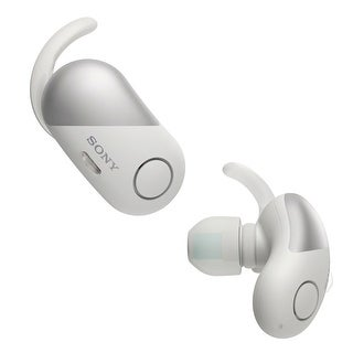 Sony WF-SP700N/L True Wireless Splash-Proof Noise-Cancelling Earbuds with Built-In Microphone