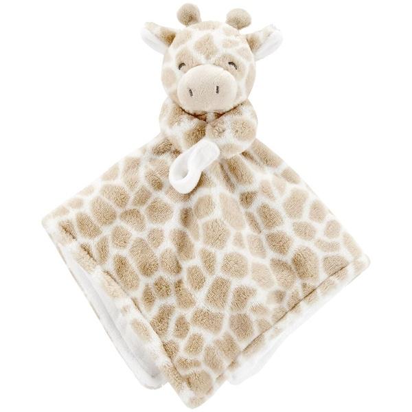 Carter's Giraffe Cuddle Plush, Brown