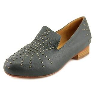 Fiel Lafayette Round Toe Leather Loafer