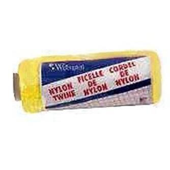 Wellington 46293 Twisted Twine, Nylon, Yellow