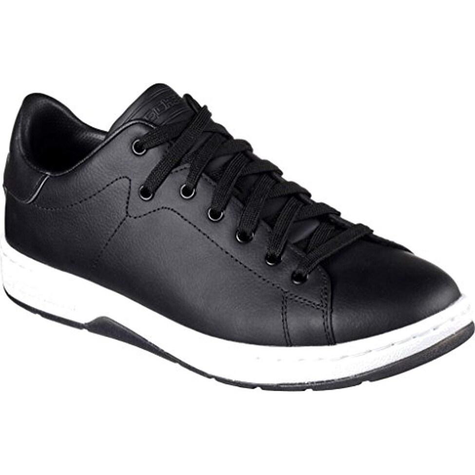 Skechers Men's Alpha Lite Sproles Sneaker,BlackWhite,US 11 W
