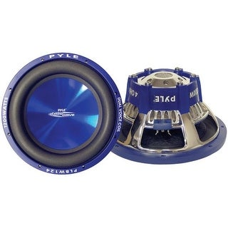 Pyle USA T51787 12 in. 1200W DVC Subwoofer