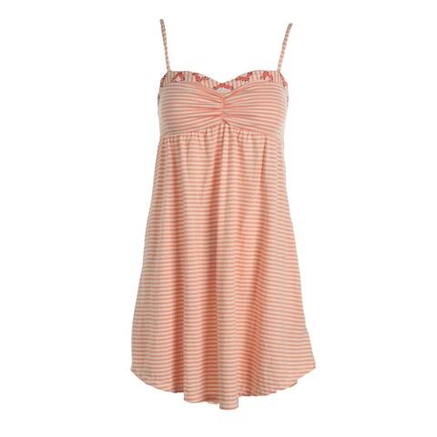 Roxy Womens Juniors Sundress Jersey Striped