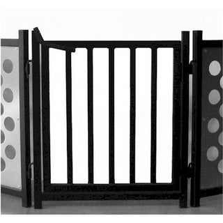 PetsStop DGD3 Walk Thru For Free Standing Pet Gates