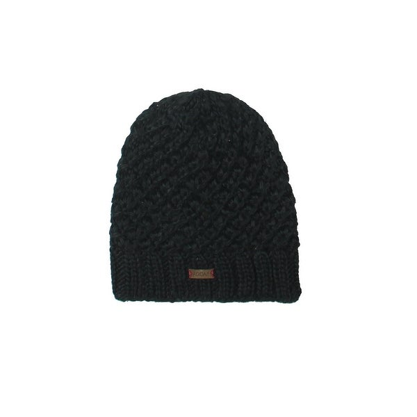 Shop Adidas Womens Whittier Beanie Hat Handknit Climawarm - o s - Free  Shipping On Orders Over  45 - Overstock.com - 24269087 2e87f35f1e83