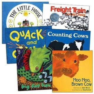 Classic Board Books - Set of 6