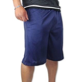 Basketball Shorts (MS-004) (Option: Black)