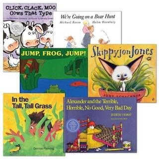 Great Read-Aloud Books - Set of 6